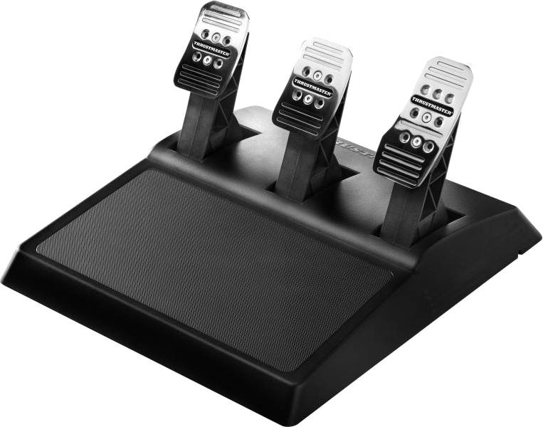 Thrustmaster 4060056 - T3pa Pedal Set Add-on For T-series Racing Wheels / Pc / Ps 3 / Xbox One / Ps 4 - click for details.